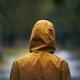 Man in waterproof jacket during rain - PhotoDune Item for Sale