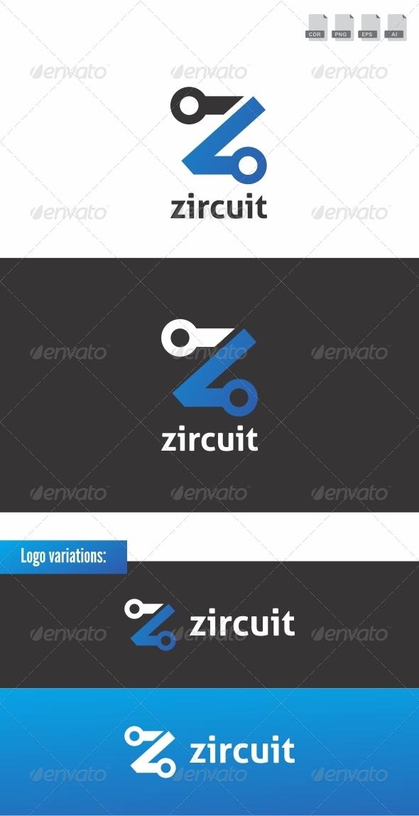 Zircuit - Letters Logo Templates