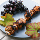 Shish kebab with grapes - PhotoDune Item for Sale