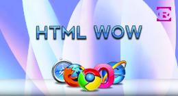 HTML WOW