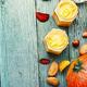 Fresh pumpkin smoothies - PhotoDune Item for Sale