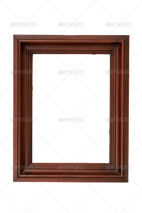 Artwork frame - Stock Photo - Images