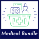 Explainer Video Elements -Medical Bundle - VideoHive Item for Sale