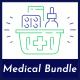 Explainer Video Elements -Medical Bundle - VideoHive Item for Sale