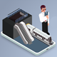 Things On Mobile- Isometric Concepts Pack - VideoHive Item for Sale