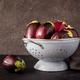 Fresh eggplants in the colander - PhotoDune Item for Sale