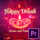 Diwali Festival Wishes MOGRT - VideoHive Item for Sale