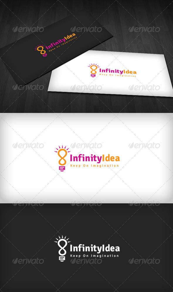 Infinity Idea Logo - Symbols Logo Templates