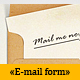 E-mail form illustration - GraphicRiver Item for Sale