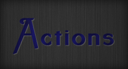 Ones of the Best Actions