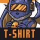 Odrago T-Shirt Design