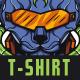 Sphynx T-Shirt Design