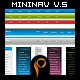 mininav v.5 - GraphicRiver Item for Sale