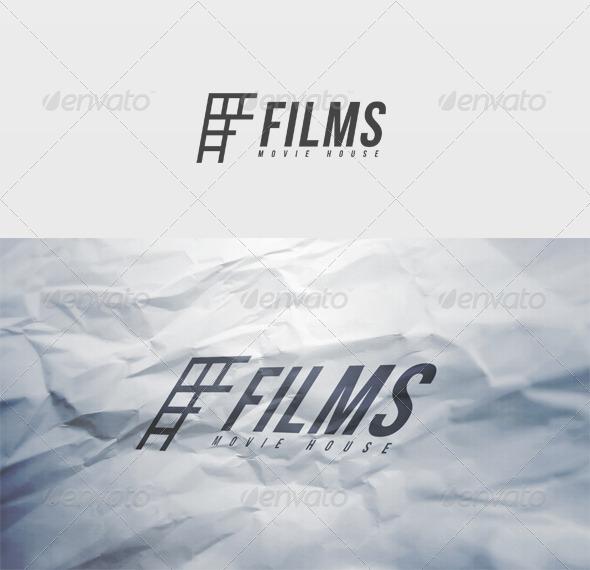 Films Logo - Letters Logo Templates