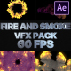 Fire And Smoke VFX Pack | After Effects - VideoHive Item for Sale