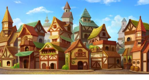 Game Village Music