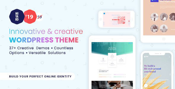 Myriad – Responsive Multi-Purpose Theme