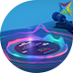 Turntable Music Visualizer - VideoHive Item for Sale