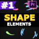 Liquid Shapes | Premiere Pro MOGRT - VideoHive Item for Sale