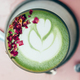 Rose Matcha from green tea powder - PhotoDune Item for Sale