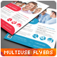 Multipurpose Corporate Flyers, Magazine Ads vol. 2 - GraphicRiver Item for Sale