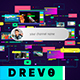 Social Media Intro/ Youtube/ Facebook/ Instagram/ Cartoon Opener/ Colorful/ Messenger/ Business/ 4K - VideoHive Item for Sale