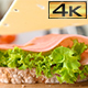 Sandwich with Ham and Cheese - VideoHive Item for Sale