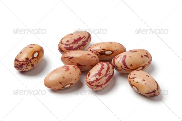 Pinto beans - Stock Photo - Images