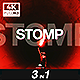 Stomp Rhythmic Opener - VideoHive Item for Sale