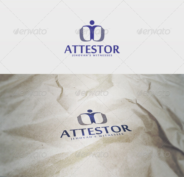 Attestor Logo - Vector Abstract