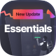 Essentials | Multipurpose WordPress Theme