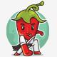 Spicy Restaurant Logo