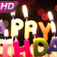 Cake With Candles On Birthday - VideoHive Item for Sale