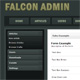 Falcon Admin - ThemeForest Item for Sale