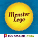 Monster Logo - VideoHive Item for Sale