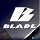 BLADE | sharp and powerful modern typeface