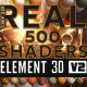 REAL shaders pack - VideoHive Item for Sale