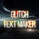 Glitch Text Animator - VideoHive Item for Sale