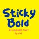 Sticky Bold