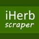 iHerb scraper