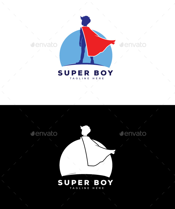 Super Boy Logo