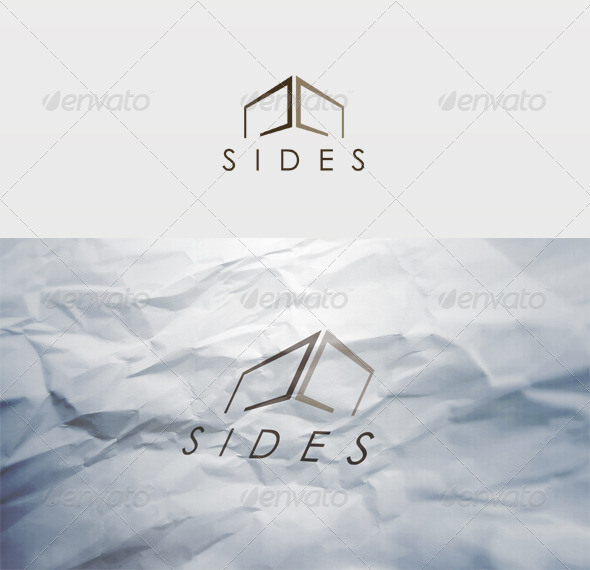 Sides Logo - Vector Abstract