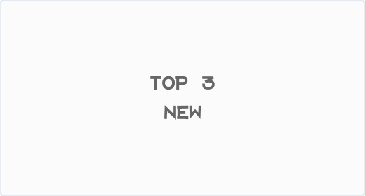 Top 3 New