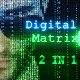 Matrix & Digital Space - VideoHive Item for Sale
