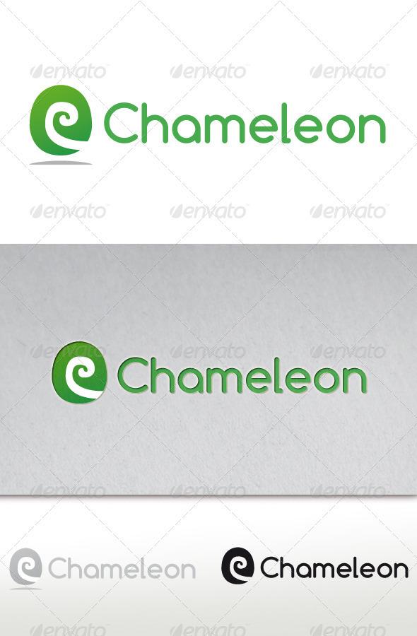 Chameleon Studio Logo - Letters Logo Templates