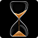 Hour Glass / Sand Clock in Transparent Background 60 Seconds - HD - VideoHive Item for Sale