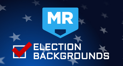 MotionRevolver Election Backgrounds