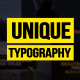 Unique Typography for FCPX