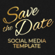 Social Media Event Invitations - VideoHive Item for Sale