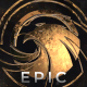 Epic Gold And Silver Logo Reveal - VideoHive Item for Sale